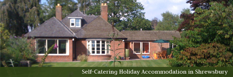 Shrewsbury Holiday Accommodation Shropshire